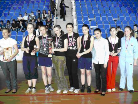 команда чемпионок